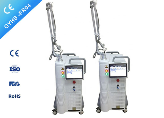 Skin Resurfacing CO2 Fractional Laser Machine With 12 Months Warranty